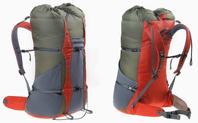 Granite-gear-VIRGA-2-Sac à dos et équipements pour le tour des Annapurnas